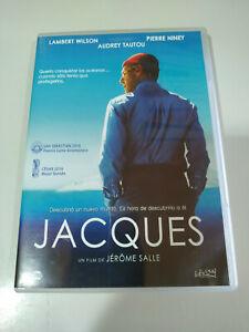 Jacques Cousteau Jerome Salle Lambert Wilson - DVD Español Frances