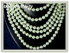 Pearl Beauty Glass Fashion Necklaces & Pendants