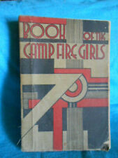 The Book of the Camp Fire Girls 1938