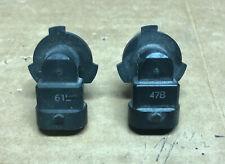 Lot of 2 OEM Original Koito HB3 U 9005 Halogen Bulb Headlight Lamp 60W