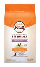 Nutro Wholesome Essentials Indoor Adult Dry Cat Food Farm-Raised Chicken, 3 Lb.