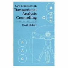 New Directions in Transactional Analysis Counselling-ExLibrary