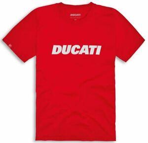 DUCATI 2.0 RED T SHIRT