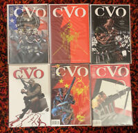 CVO Covert Vampiric Operations Lot TPB Rogue State African Blood Artifact 1 IDW