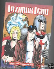 LAZARUS LEDD ALBETTO MILANO 2001 FURTO ALLA COMICONVENTION