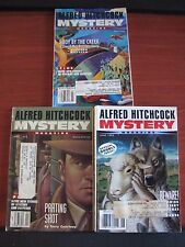 3) Alfred Hitchcock Mystery Magazine - April June July 1993