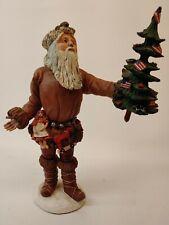 Duncan Royale History of Santa Claus Series 1 Pioneer Santa Limited Ed. 1983 B4