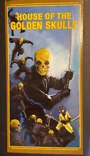 Mezco Exclusive One 12 House Of The Golden Skulls Gold Ninja