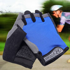 Bicycle Gloves Bike Gloves Anti Slip Shock Half Finger Short Sports GlovesWFIT