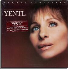 Yentl - New 1983 Barbra Streisand Original Soundtrack LP Record!