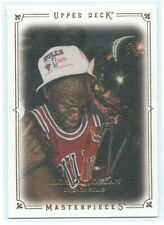 2009/10 Michael Jordan Upper Deck Masterpieces Card # MA-JO