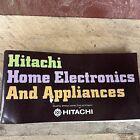 Hitachi Home Electronics and Appliances catalog HE-E225 Vintage Hitachi Catalog photo