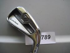 Titleist CB Forged  6 iron Senior Flex Graphite Fitting Cart Iron USED #99789