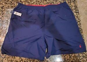 Polo Ralph Lauren Men's Big & Tall Swim Trunks NWT 3XLT 3XL 3LT