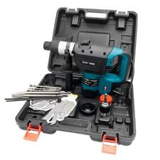 Variable Speed 1 12 Sds Electric Rotary Hammer Drill Demolition Bits Blue