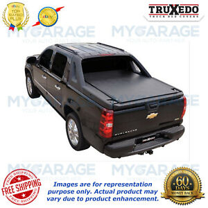 TruXedo For 2002-2013 Chevrolet Avalanche Lo Pro QT Tonneau Cover 561101