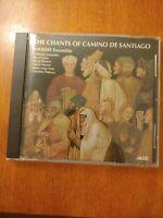 The Chants of Camino De Santiago Amadis Ensemble (CD, Mar-2001, Jade)
