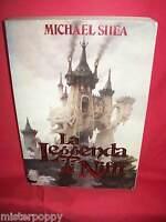 MICHAEL SHEA La leggenda di Nifft 1990 Mondadori Prima Edizione