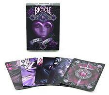 Bicycle 1025946 - Anne Stokes Dark Hearts Spiel- und Pokerkarten