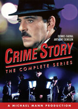 Crime Story The Complete Series (9 Disc) 25 Th Anniversary Edition T72 Region 0