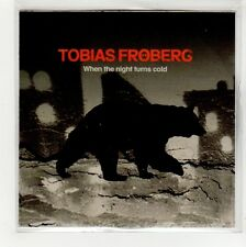 (GG97) Tobias Froberg, When The Night Turns Cold - 2006 DJ CD