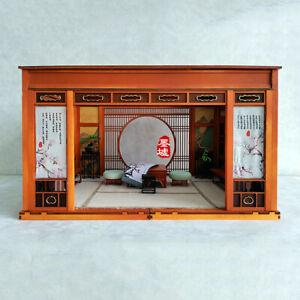 New WORD OF HONOR 山河令 Zhou Zishu Wen Kexing House Scene Model DIY 阿絮老温娃娃屋场景材料包