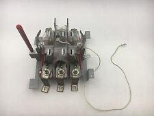 GE 3 phase meter base socket see measurements in pictures #C3