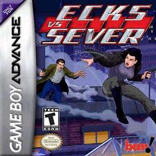 Ecks vs. Sever GBA New Game Boy Advance