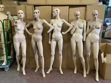Mannequin Doll Woman Female Rootstein Makeup