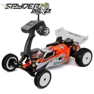 SERPENT BUGGY SPYDER RTR 1/10 ELECTRIQUE 2WD RM SER500002