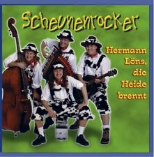 Scheunenrocker   Single-CD   Hermann Löns, die Heide brennt! (1999, #zyx/scr0...
