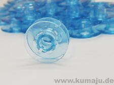 0,40 € / St., 30 blaue Spulen passend für Pfaff Hobbymatic, Tipmatic, Dualmatic