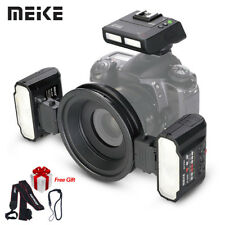 Meike MK-MT24 Macro Twin Lite Flash with trigger for Sony A5100/6000/6500/7R/9