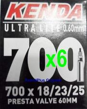 "6x Kenda 24/"" SCHRADER MTB Tube 24x1.75//2.125 S//V A//V 36mm Valve 6-pack discount"