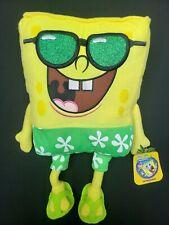 "Spongebob Squarepants Nickelodeon Licensed Nanco Plush Stuffed Toy NWT 14"""
