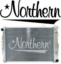 Northern 205133 67-69 Chevy Camaro SS Aluminum Radiator w Big Block 396 & A/T