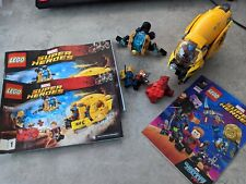 Lego Marvel Guardians of the Galaxy Vol. 2 Ayesha's Revenge - 76080 - COMPLETE