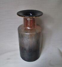 Hutschenreuther Keramik -  Laufglasur - Vase H. 24 cm - TOP-Erhalten