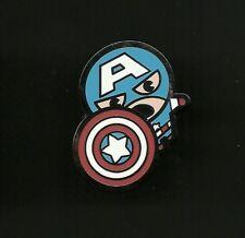 Captain America The Avengers Marvel Comics Splendid Walt Disney Pin