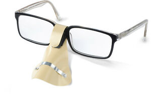 Nose-Guard For Glasses IN 2 Colours Protection Against Sun And Injury