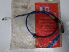 QUINTON HAZELL ACCELERATOR CABLE QTC4069 FORD ESCORT / ORION 1982 - 1990