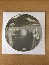 Original Audi Navigation RNS-E DVD 3 Europa 2017