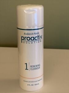 Proactiv Renewing Cleanser 4 oz 60 Day Step 1 EXPIRED 4/2017 Sealed Proactive