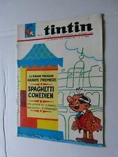 journal de TINTIN (français) : 916 de mai 1966