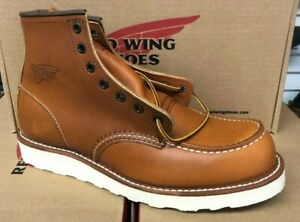 "100% AUTHENTIC RED WING 10875 ""IRISH SETTER"" WORK BOOTS NEW IN BOX MADE IN USA"
