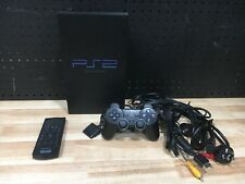 SONY PLAY STATION 2 CONSOLE MODEL NO. SCPH-39002 PREOWNED - GOOD CONDITION