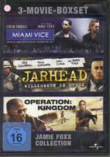 3 - Movie - Boxset  Jamie Foxx - Collection