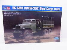 LOT 32280 HobbyBoss 83831 US GMC CCKW-352 Steel Cargo Truck 1:35 Bausatz NEU OVP