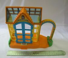 Dora the Explorer TALKING GREENHOUSE Sounds Mattel 2004 Dollhouse Toy Rare Works