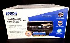 Epson Stylus Photo Rx595 All-In-One Inkjet Printer Scanner Copier